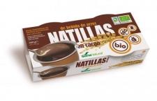 Natillas Arroz Cacao-Bio