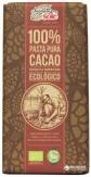 Pasta pura de Cacao 100% Bio 100 gr