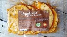 Vegalomo, filetes de seitán