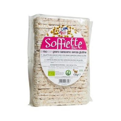 Soffiette sin sal bio 130 gr