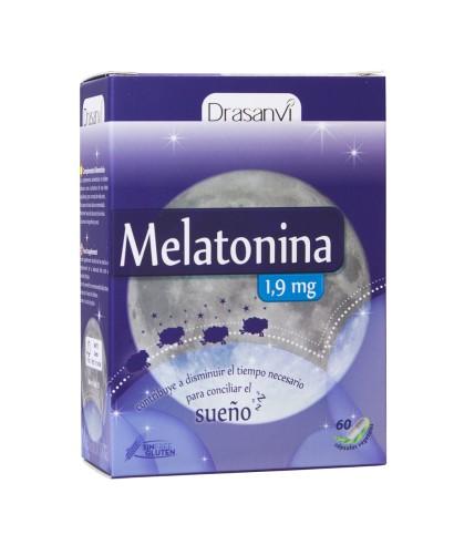 Melatonina 1.9Mg 60 comprimidos