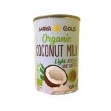 Leche de Coco Bio lata 400 ml