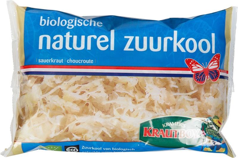 Chucrut Fresco Bio 500 gr