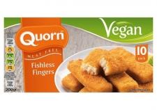 Fishless fingers. Varitas de Pescado Vegano  200 gr
