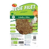 Vege Filet  Cebolla y Oliva 200g