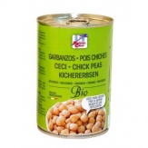 Garbanzos Bio Lata 400 gr