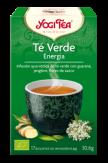 Te Verde Eco Energía Yogi Tea 17 bolsitas