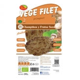 Vege Filet Champiñon y Frutos Secos 200g