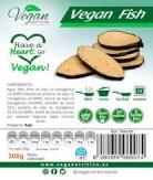 Filete vegetal sabor pescado