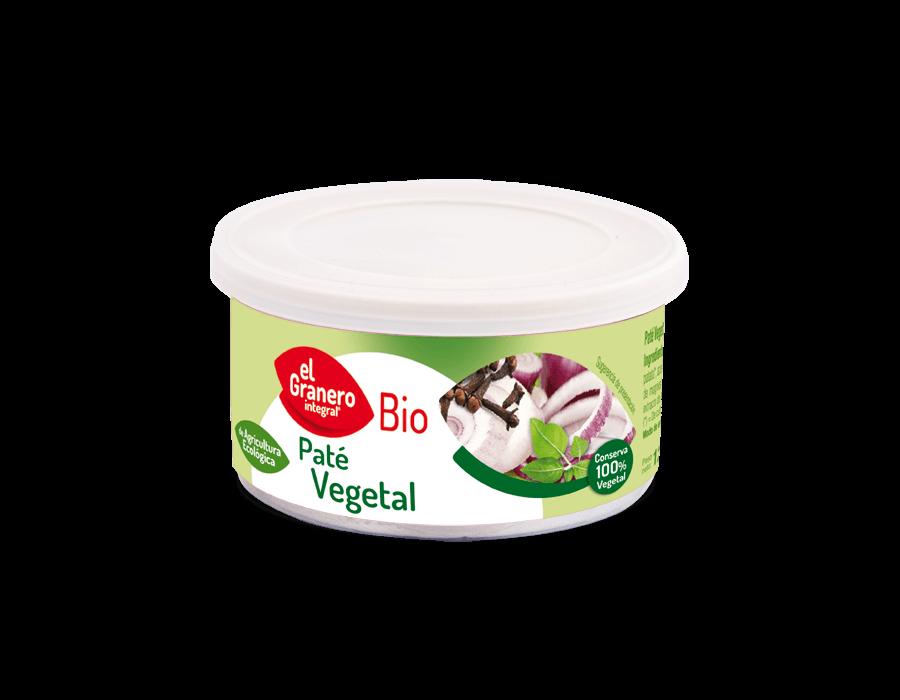 Pate Vegetal Bio 125 gr