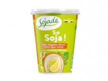 Yogur limón, Jengibre y Te verde bio 400 gr