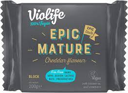 Cheddar epicmature 200h violife