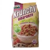 Krunchy De Amaranto Frambuesas Y Aronia
