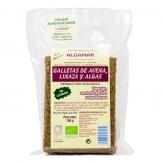 Crackers de Avena, Lino y Algas 190 gr