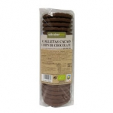 Galletas cacao con chips de chocolate200 gr