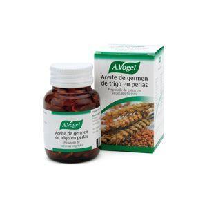 Aceite de Germen de Trigo en Perlas 120 caps