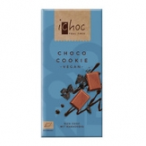 Chocolate Con Cookies Bio 80g
