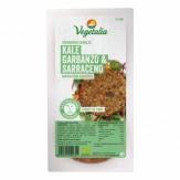 Hamburguesa Bio Kale, Garbanzo y Sarraceno 2x80 gr