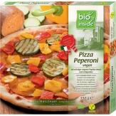 Pizza Vegana Bio con Pepperoni 350 gr