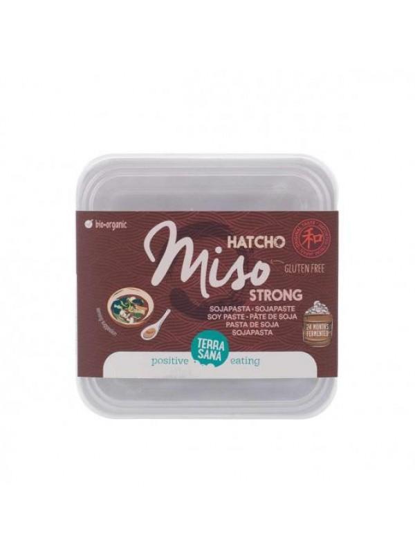 Hatcho miso no pasteurizado bio 300g Terrasana