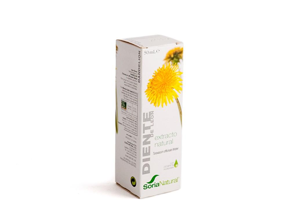 Diente De Leon Extracto Soria Natural