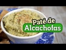 Pate vegetal de alcachofa eco 100 gr