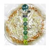 Pizza vegana 3 quesos 310 gr