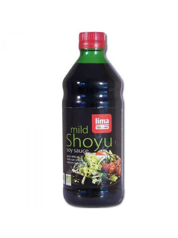 Salsa de Soja Vegana Shoyu 250 ml