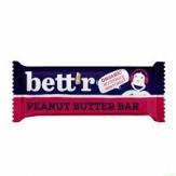 Barrita crema cacahuete Bett´r 30 gr
