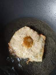 Huevo frito veganutrition
