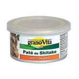 Paté de Shiitake Lata 125 gr