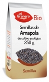 Semillas de Amapola Bio 250 gr