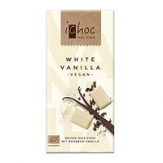 Chocolate Blanco Con Vainilla Bio 80g