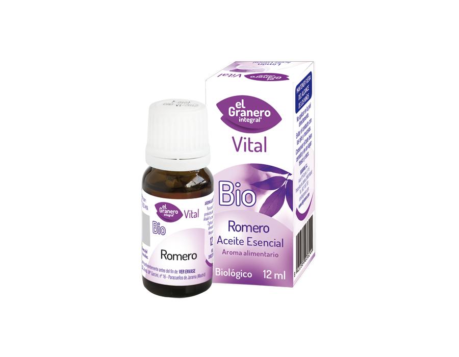 Aceite Esencial Romero Bio 15 ml