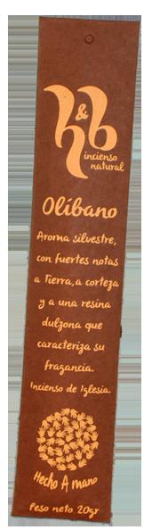 Incienso Olibano