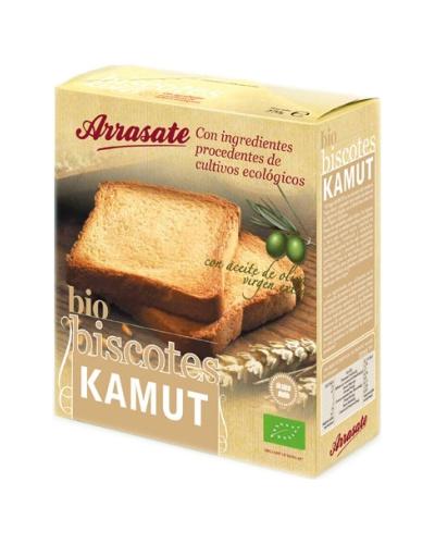 Biscotes Kamut Bio 270 gr