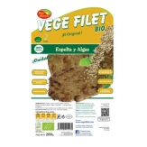 Vege Filet de Espelta y Algas 200g