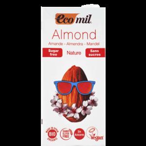 Bebida de Almendra natural Bio 1l