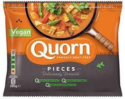 Trocitos pollo quorn