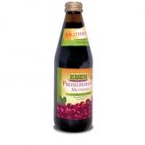 Zumo de Arandanos Rojos 100 % Puro Bio 330 ml
