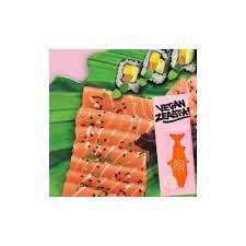 No salmon shashimi vegan zeastar