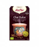 Infusión Chai Dulce Ecológico Yogi Tea 17 bolsitas