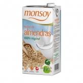 Bebida de almendras Bio Monsoy 1 L