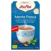 Infusión Mente Fresca Yogi Tea 17 bolsitas