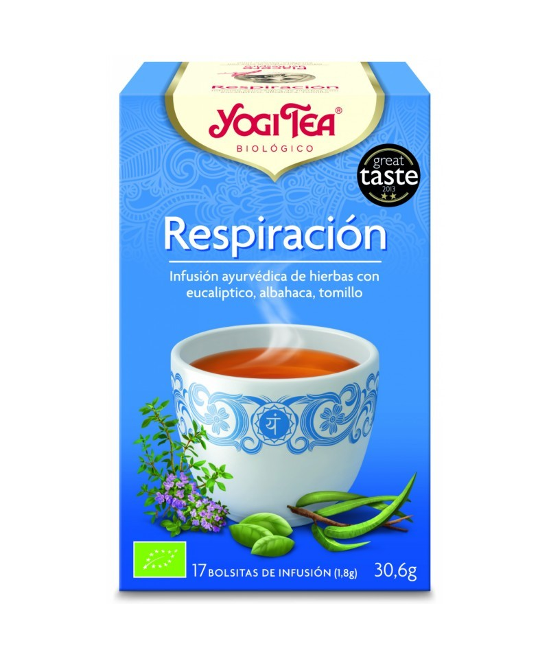 Yogi Tea Respiración 17b