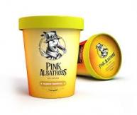helado de mango tropical pink albatros 450ml