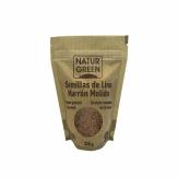 Semillas de Lino marrón molido Bio 225 gr