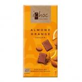 Chocolate Con Almendras Y Naranja Bio 80g