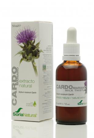 Cardo Mariano Extracto Soria Natural 50Ml