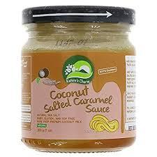 Caramelo salado de coco 200g